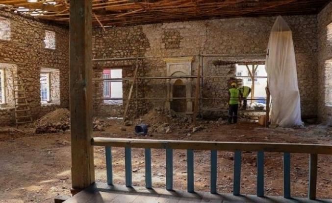 Muğla'da Tarihi Eşen Camii'nden Yıllar Sonra Ezan Sesi Yükselecek