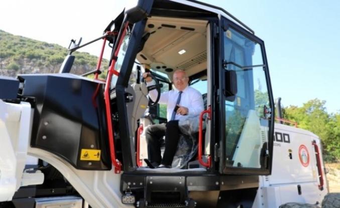 Menteşe Belediyesi Araç Filosunu Güçlendiriyor