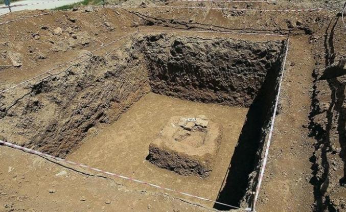 Muğla'da Tarımsal Üretim Projesi Yaparken Tarihi Eser Bulundu