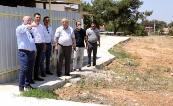 Başkan Gümüş, Yeni Normal Sonrası Mahalle Ziyaretlerini Sürdürüyor