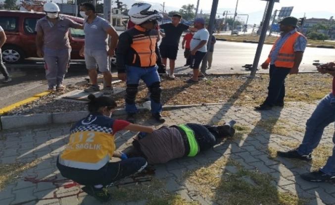 Fethiye'de Kaza: Motosiklet Sürücüsü Hayatını Kaybetti!
