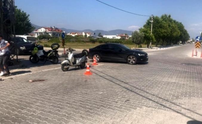 Fethiye'deki Kazada Ağır Yaralanan Motosiklet Sürücüsü 5 Gün Sonra Öldü
