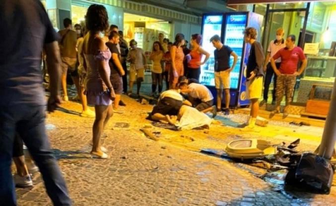 17 Yaşındaki Alkollü ve Ehliyetsiz Sürücü Dehşet Saçtı: 1 Ölü, 4 Yaralı