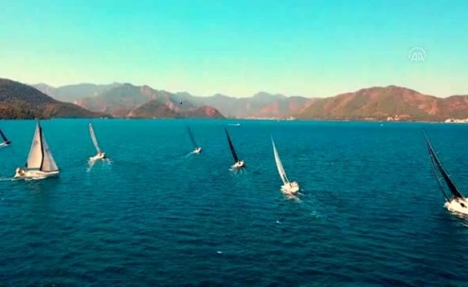 HDI Loryma Cup Yelkenli Yat Yarışları Tamamlandı!