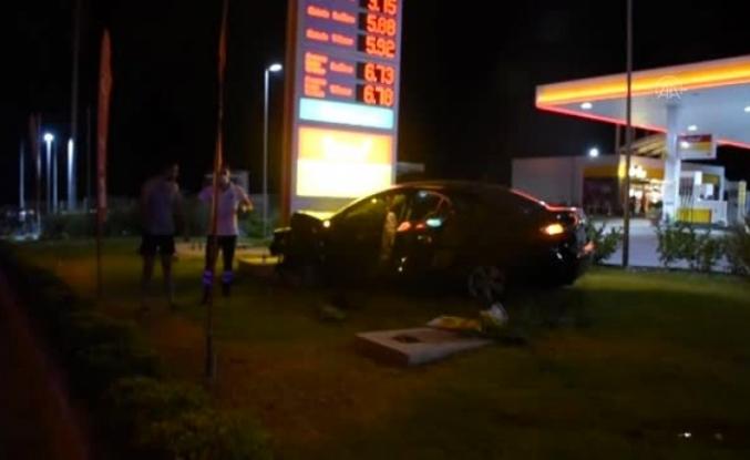 Bodrum'da Zincirleme Trafik Kazası Sonucu 1'i Polis 3 Kişi Yaralandı