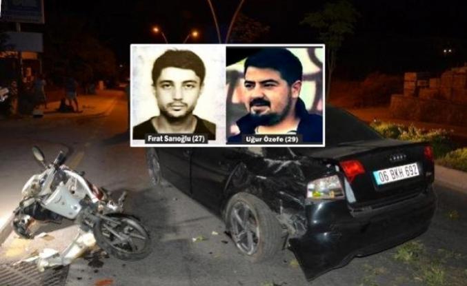 Datça'da Alkollü Polis Memuru Motosiklete Çarptı: 2 Ölü!