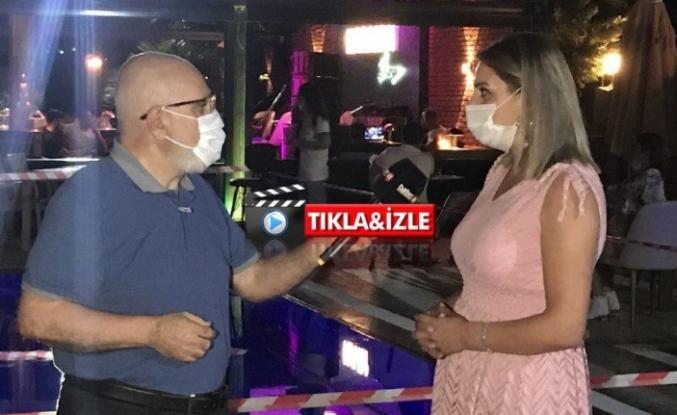 HARMAN LOUNGE CAFE RESTORAN ORTACALILARLA BULUŞTU