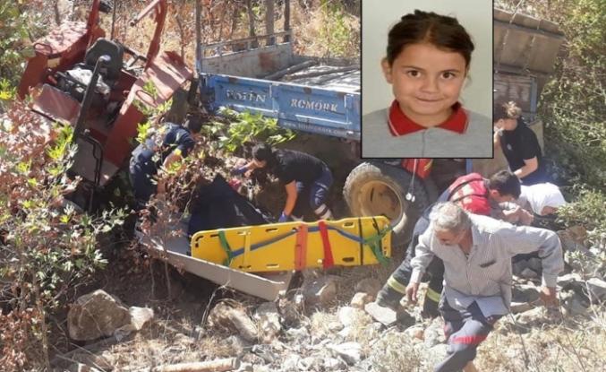 Kavaklıdere'de Traktör Kazası: 11 Yaşındaki Kevser Hayatını Kaybetti