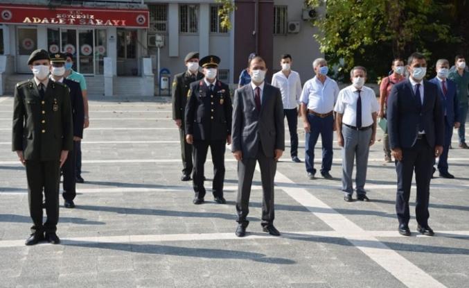 Köyceğiz'de 19 Eylül Gazileri Anma Günü Kutlandı