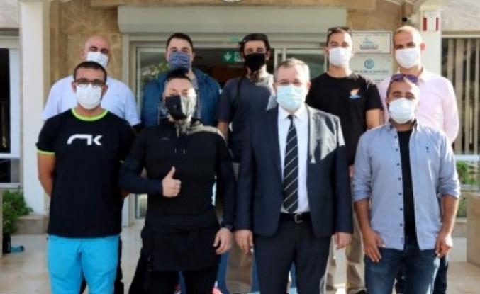 Hayko Cepkin Fethiye'de Ektrem Spor Firması Kurdu