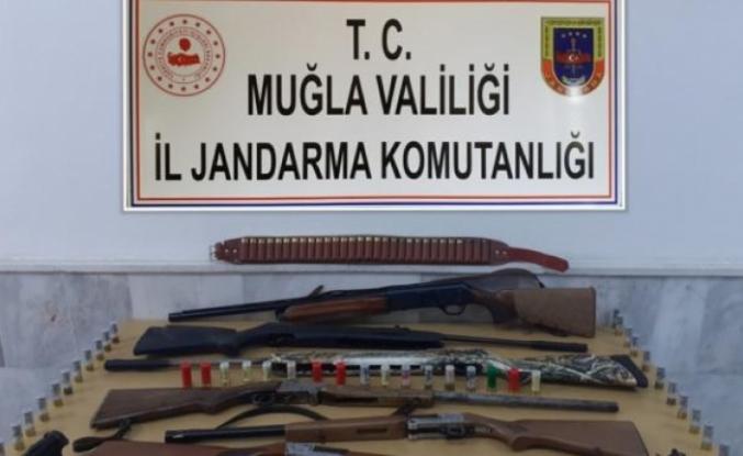 Ortaca'da Silah ve Mühimmat Kaçakçılığı Operasyonunda Bir Şüpheli Yakalandı