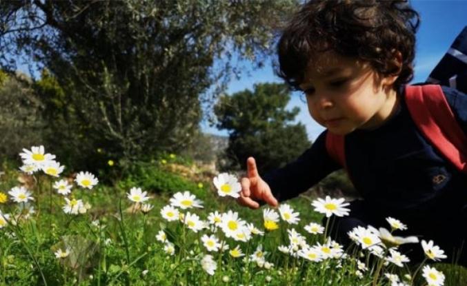 Baharın Müjdecisi İlk Cemre Havaya Düştü