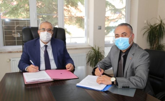 Hizmet-iş İle Çameli Belediyesi Arasında Toplu İş Sözleşmesi İmzalandı