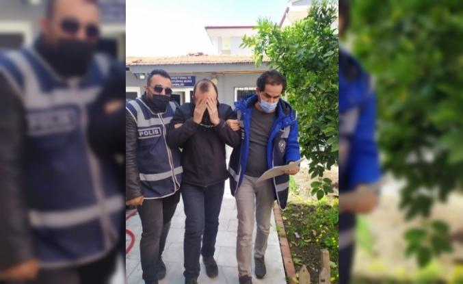 Hakkında Müebbet Cezası Bulunan Zanlı Köyceğiz'de Yakalandı!