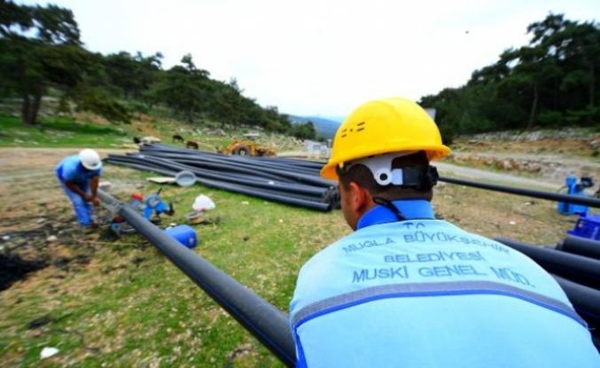 Milas'ın Altyapısına 269 Milyon TL Yatırım