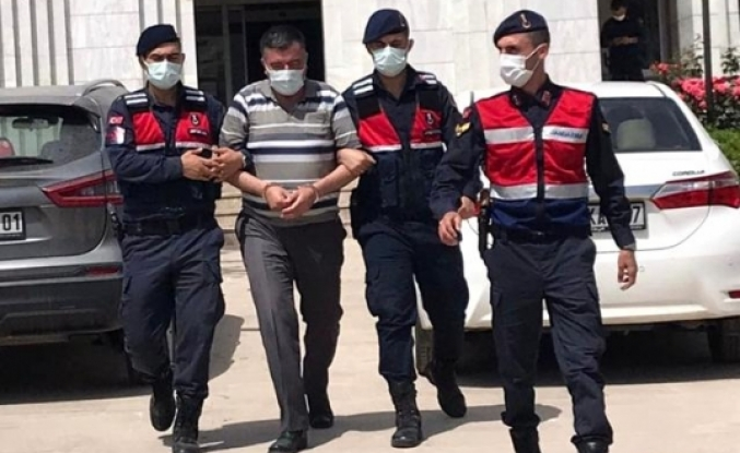 Milas'ta 20 Yıl Hapis Cezası Bulunan Şahıs Yakalandı