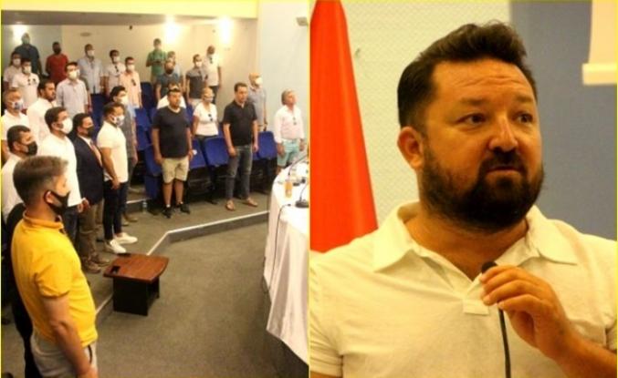 Bodrumspor'da Rıza Karakaya 6. Kez Başkan Oldu
