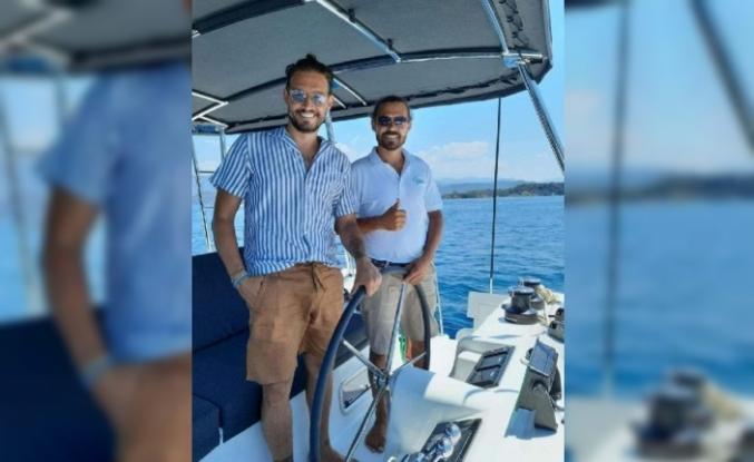 Danilo Şefin Fethiye'deki Tatil Keyfi