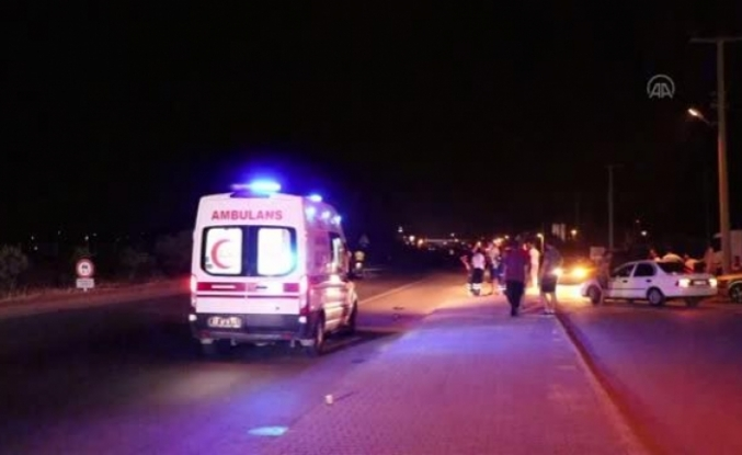 Fethiye'de Otomobilin Çarptığı Bisikletli Hayatını Kaybetti