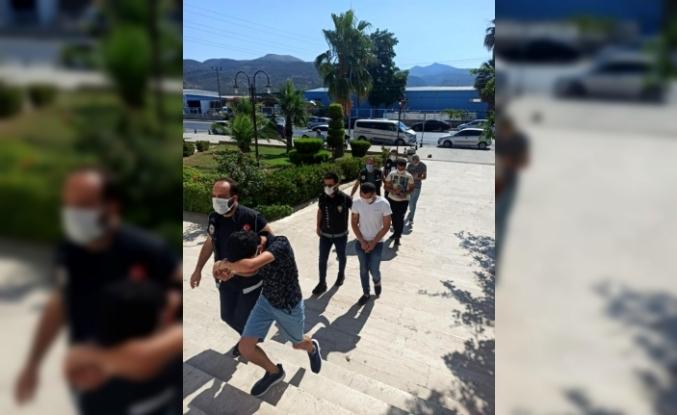Milas'ta Uyuşturucu Operasyonunda Gözaltı!
