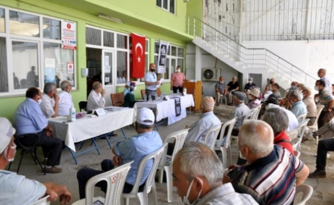 Milas Zeytin ve Zeytinyağı Tarım Satış Kooperatifi'nin Genel Kurul Toplantısı Gerçekleştirildi