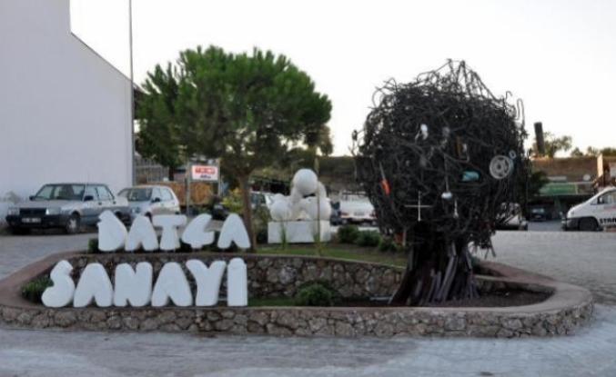 Datça'da  'Sanayi Ağacı' Heykelinin Açılışı Ertelendi