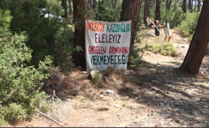Akbelen'de Farklı Maden Sahaları Birleştirildi