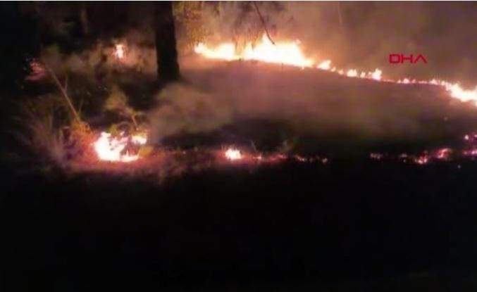 Antalya'da 'Sabotaj' İhtimalli 3 Ayrı Yangın