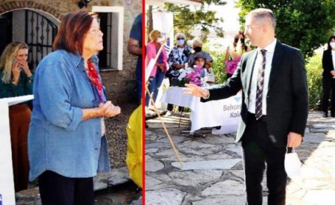 Bodrum'da Gerginlik: Kaymakam Etkinliği Terk Etti