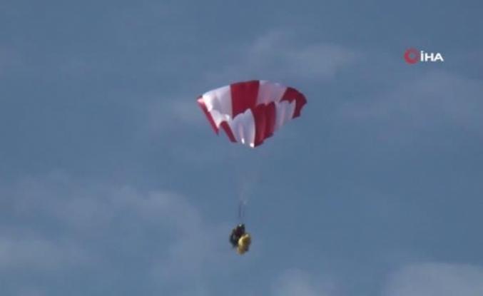 Fethiye'deki Hava Oyunları Festivali'nde Nefes Kesen Gösteriler