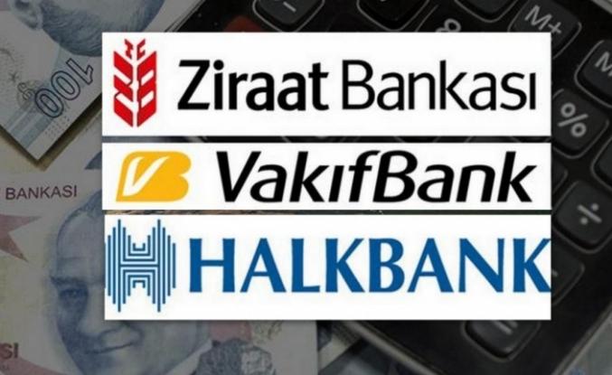 Kamu Bankalarından Kredi Faizi Hamlesi