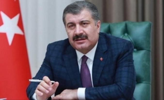 Sağlık Bakanı Fahrettin Koca'dan İtiraf!
