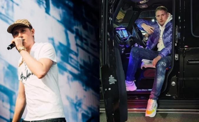 Spotify'ın En Çok Dinlenenlerinden Rapçi Einar, Öldürüldü