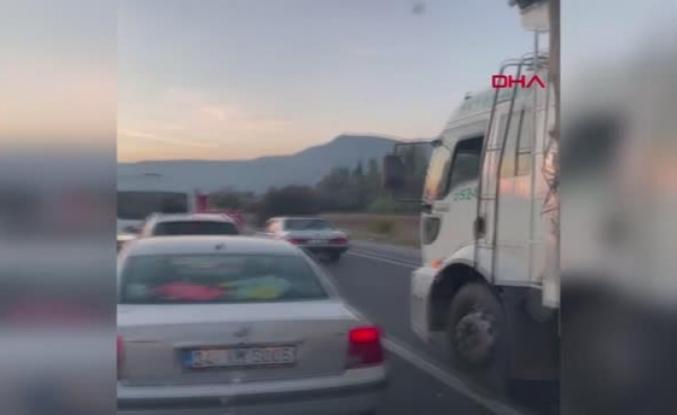 Ula'da İki Otomobil Çarpıştı: 7 Yaralı!