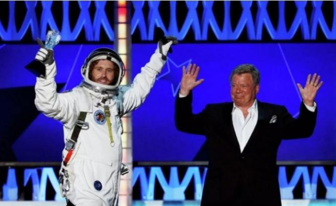 Uzaya Giden En Yaşlı Kişi Bugün Yolcu Edilecek