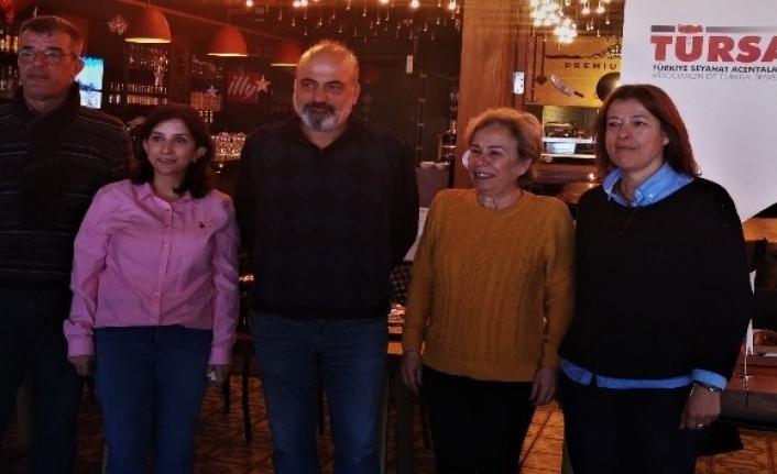 TÜRSAB Marmaris Temsil Kurulu Başkanı Esin Yeni Sezonu Değerlendirdi
