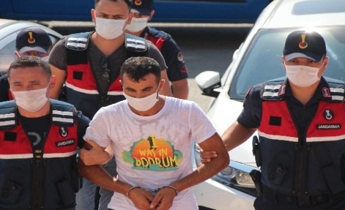 Bodrum'da Yakalanan Çifte Cinayet Faili Tutuklandı!
