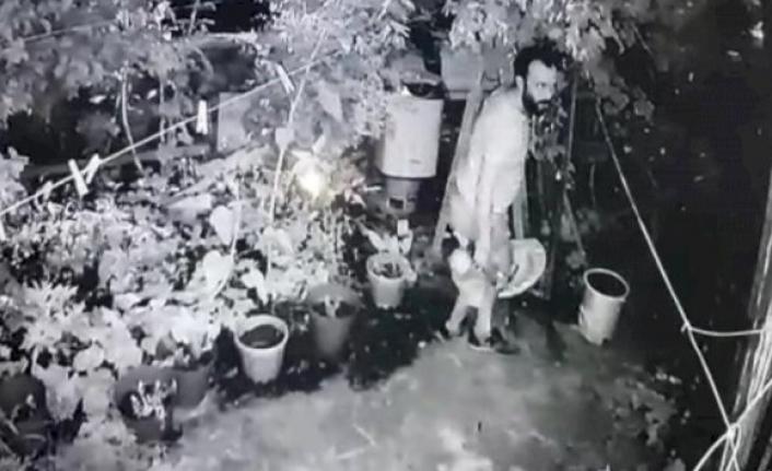 Bodrum'da Bir Hırsız 2 Gün Arayla Aynı Evden  Tesisat Malzemesi Çaldı