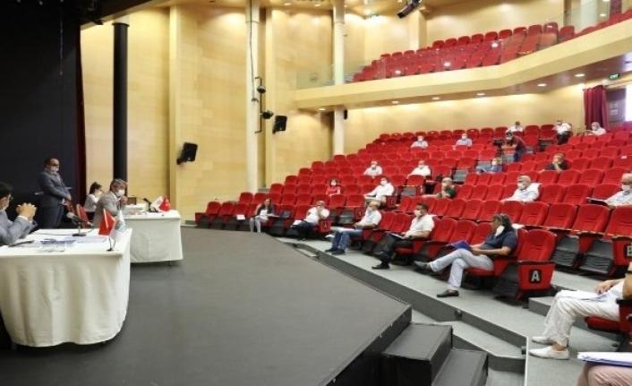 Marmaris Belediye Meclisi 3 Aylık Aranın Ardından Toplandı