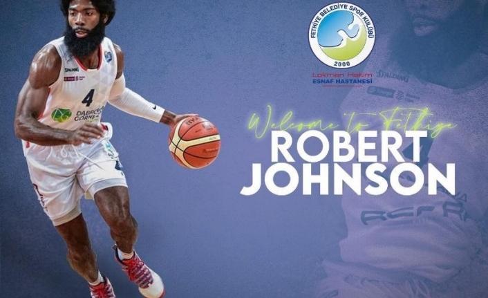 LH Fethiye Belediyespor, ABD'li Oyun Kurucu Robert Johnson'ı Transfer Etti