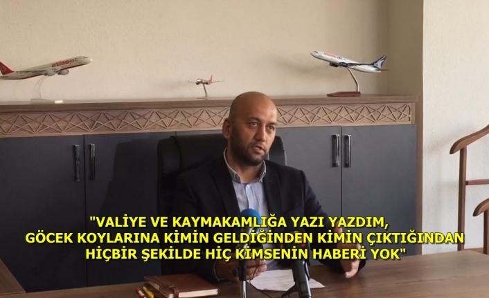 KOOPERATİF BAŞKANI KILAVUZ'DAN FETHİYE'DEKİ TİCARET ODALARINA SERT TEPKİ