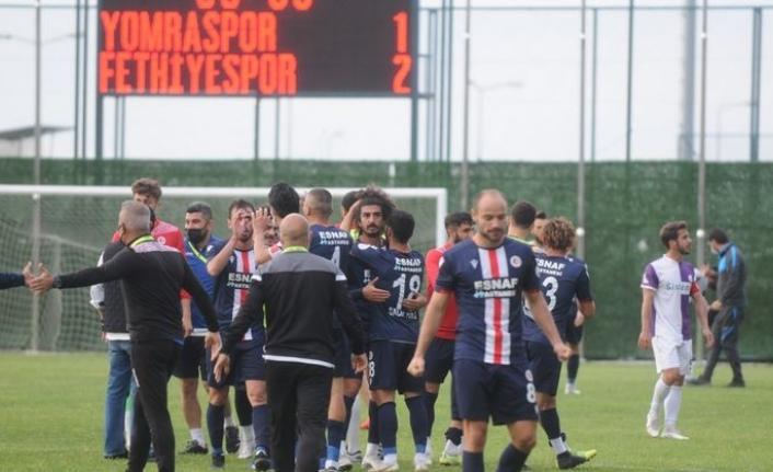 Fethiyespor Yarı Final Kapısını Araladı