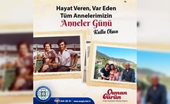Başkan Osman Gürün 'Anneler Günü'nü Kutladı