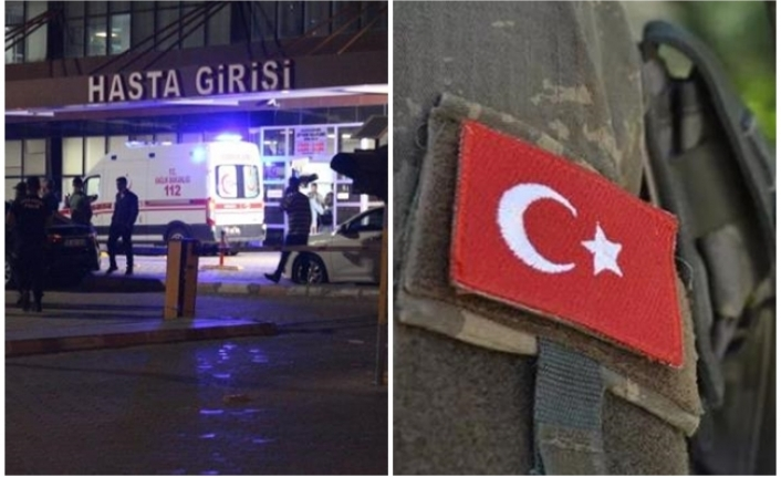 Fırat Kalkanı Bölgesinde TSK Birliğine Terör Saldırısı: 2 Şehit, 2 Yaralı