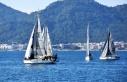 Marmaris'te, Yılın Son Yelkenli Yat Yarışı...