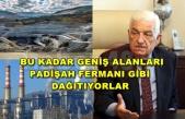 """Başkan Osman Gürün İsyan Etti: """"Padişah Fermanı Gibi Dağıtılıyor"""""""