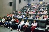 Öğrenciler Ara Tatile Sinema Etkinliğiyle Başladı