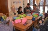100 Yaş Evi Sakinleri İhtiyaç Sahibi Öğrencileri Unutmadı