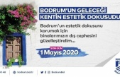 """Bodrum'da """"Kent Estetiği, Bodrum'un Geleceğidir"""" Projesi!"""