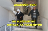 Ortaca Tapu ve Kadastro Müdürlüğü'nde Asansör Mağduriyeti!